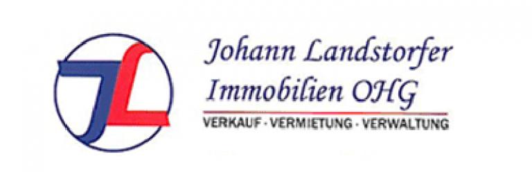 Logo Johann Landstorfer Immobilien OHG
